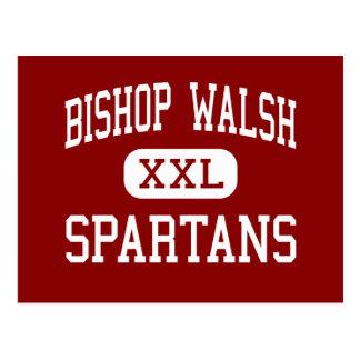 Bishop Walsh - Spartans - Middle - Cumberland Postcard