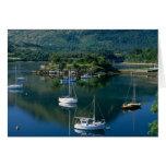 Bishops Bay, Loch Leven, Ballachullish, Greeting Card