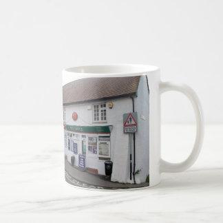 Bishop's Hull post office, Somerset, UK Coffee Mug