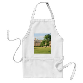 Bishops Palace, Wells Cathedral, Wells, Somerset, Adult Apron