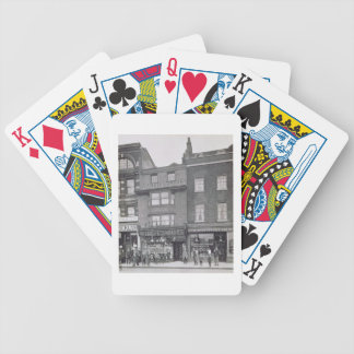 Bishopsgate, from 'Historic London Buildings' by A Bicycle Playing Cards