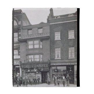Bishopsgate, from 'Historic London Buildings' by A iPad Folio Cases