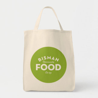 BisMan Food Co-op Grocery tote