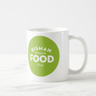 BisMan Food co-op mug