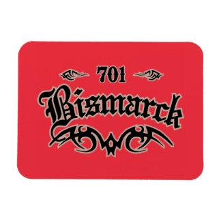 Bismarck 701 flexible magnets