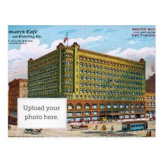 Bismarck Cafe Postcard