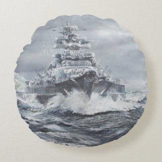 Bismarck de la costa 1900hrs 23rdMay de Cojín Redondo