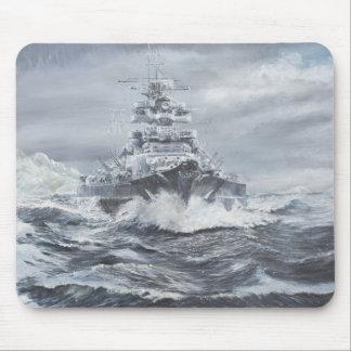 Bismarck de la costa 1900hrs 23rdMay de Mouse Pads