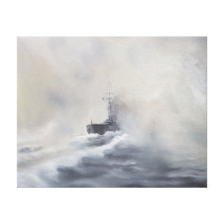 Bismarck evade el su los persuers 25 de mayo de impresión en tela
