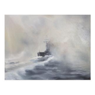 Bismarck evade el su los persuers 25 de mayo de postales