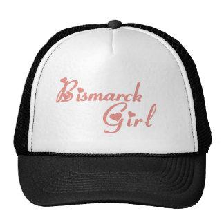 Bismarck Girl tee shirts Hats