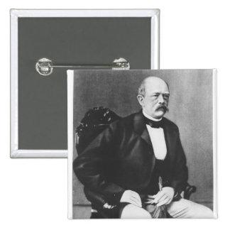 Bismarck in 1870 before the Declaration of War Pinback Button
