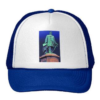 Bismarck Memorial, Berlin, Blue Back Hats