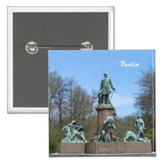 Bismarck Memorial in Berlin Button