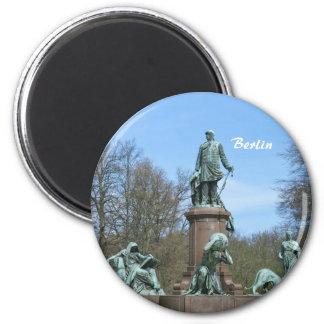 Bismarck Memorial in Berlin Fridge Magnets