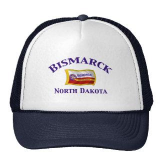 Bismarck, ND Trucker Hats