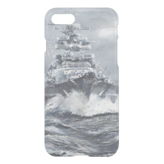 Bismarck off Greenland coast 1900hrs 23rdMay iPhone 7 Case