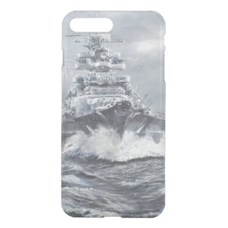 Bismarck off Greenland coast 1900hrs 23rdMay iPhone 7 Plus Case