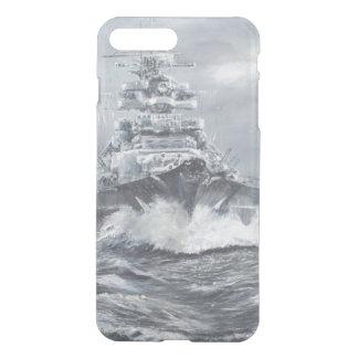 Bismarck off Greenland coast 1900hrs 23rdMay iPhone 8 Plus/7 Plus Case