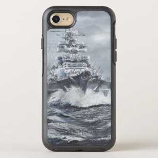Bismarck off Greenland coast 1900hrs 23rdMay OtterBox Symmetry iPhone 7 Case
