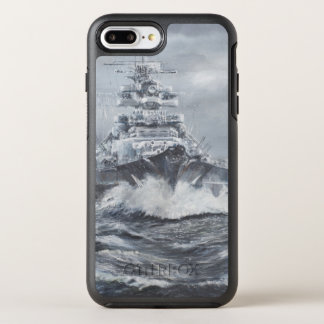 Bismarck off Greenland coast 1900hrs 23rdMay OtterBox Symmetry iPhone 7 Plus Case