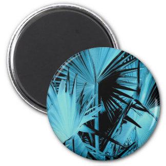 Bismarck Palm Fridge Magnet