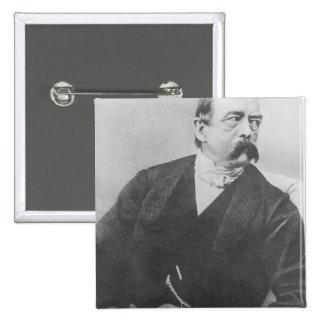 Bismarck Pinback Button