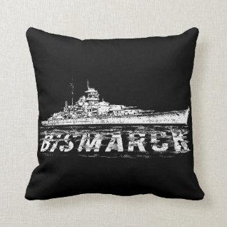 """Bismarck Polyester Throw Pillow 16"""" x 16"""""""