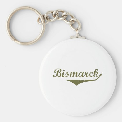 Bismarck Revolution tee shirts Key Chains
