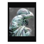 Bismarck Statue, Berlin, Greek God Atlas, Grey Bac Invite
