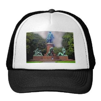 Bismarck Statue, Berlin,Panoramic Trucker Hat