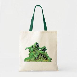 Bismarck Statue, Berlin, Sibyl, Read, Sphinx (p3) Tote Bag