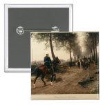 Bismarck y Napoleon Pin Cuadrado