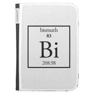 Bismuth Kindle Case