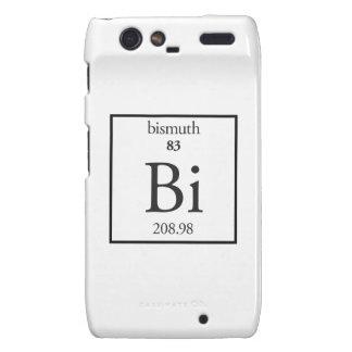 Bismuth Droid RAZR Cases