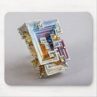 Bismuth Crystal Mouse Pad