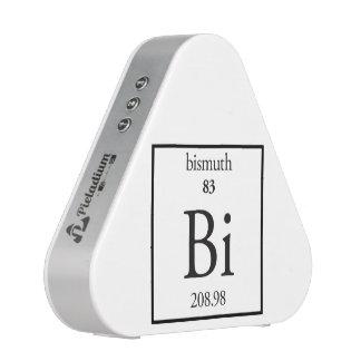 Bismuth Speaker