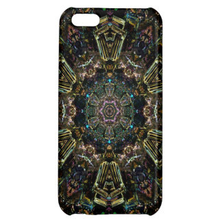 Bismuth Reactor iPhone 5C Cover