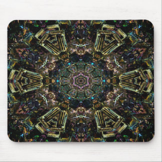 Bismuth Reactor Mouse Pads