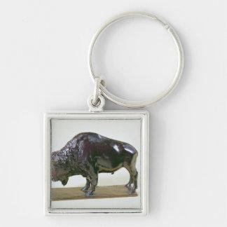 Bison, 1907 key chains