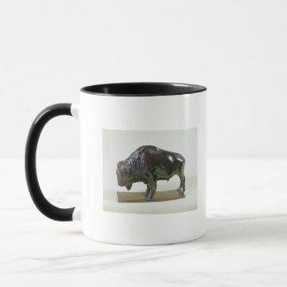 Bison, 1907 mug