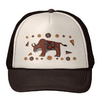 Bison Americana 3D Trucker Hat
