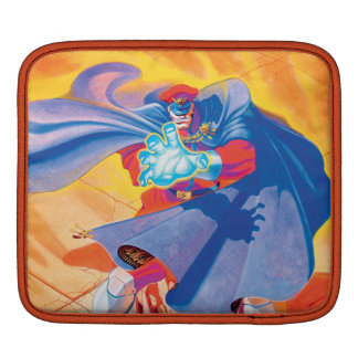 Bison Attack iPad Sleeves