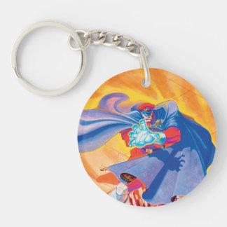 Bison Attack Keychain
