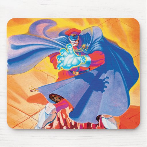 Bison Attack Mouse Pad