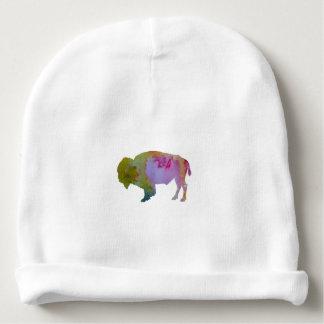 Bison Baby Beanie
