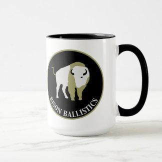 Bison Ballistics Ceramic Coffee Mug