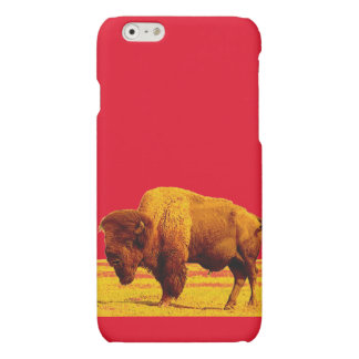 Bison / Buffalo Art iPhone 6 Cases
