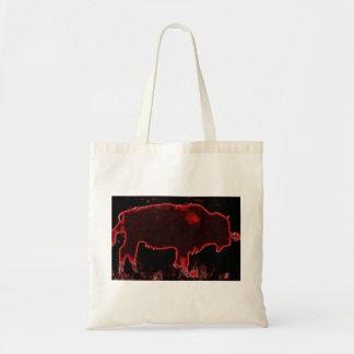 Bison / Buffalo Tote Bag