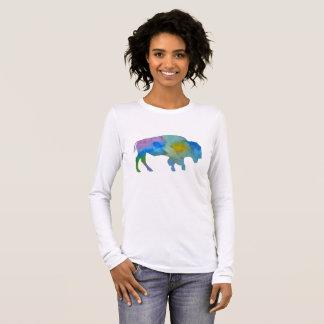 Bison / Buffalo Long Sleeve T-Shirt